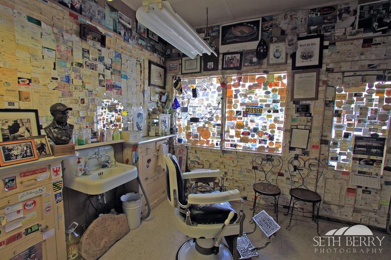 Route 66 Barber Shop