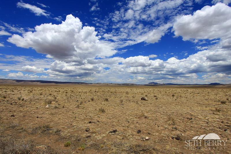 Arizona Desert Sky