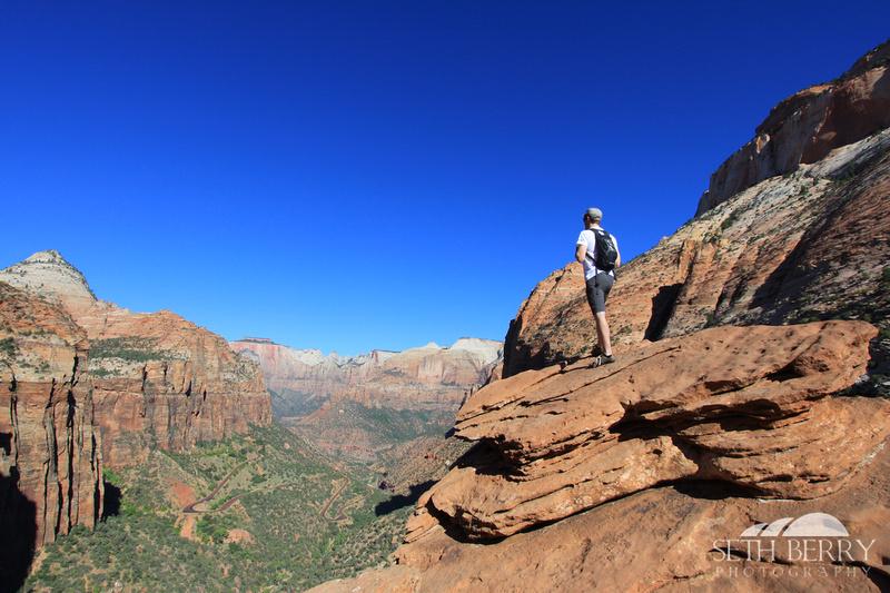 Zion Canyon Overlook 6