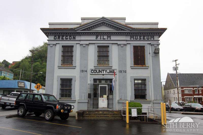 Goonies Jail House