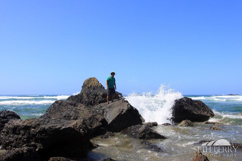 Seth Indian Beach