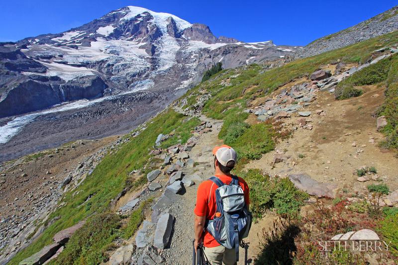 Mt. Rainier Skyline Trail