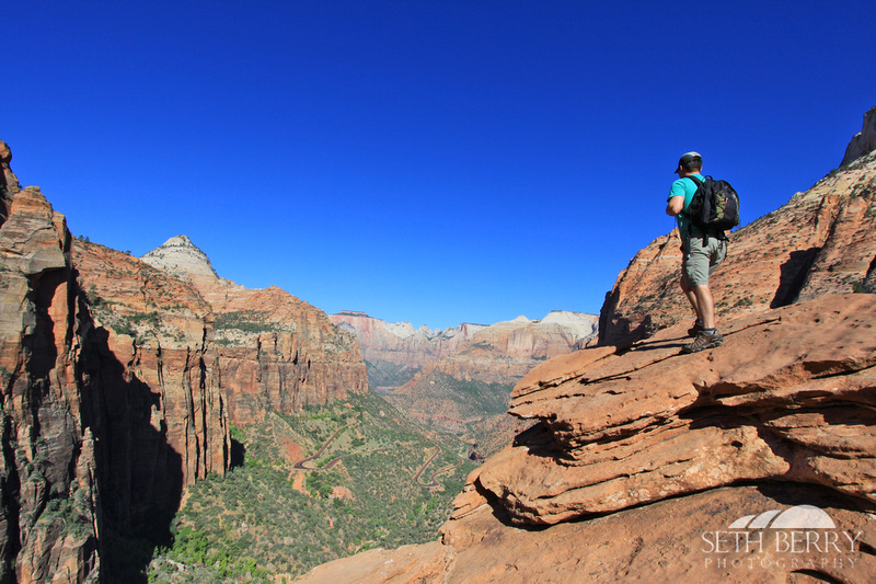 Zion Canyon Overlook 8