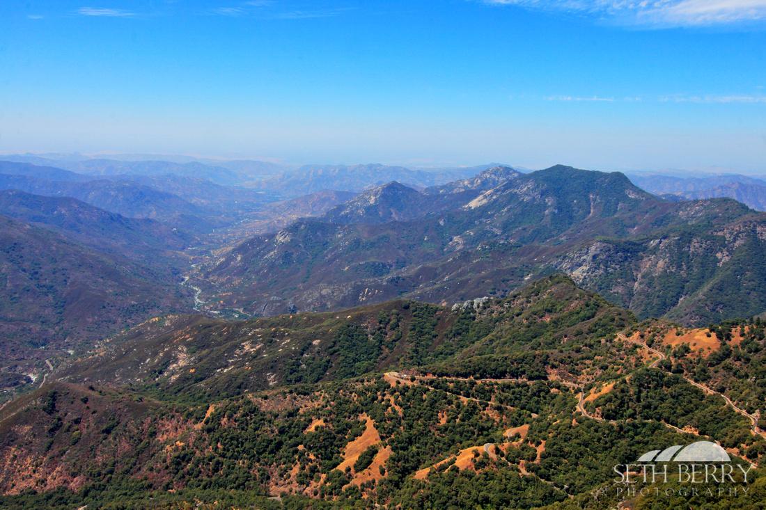 California's Coastal Mountains