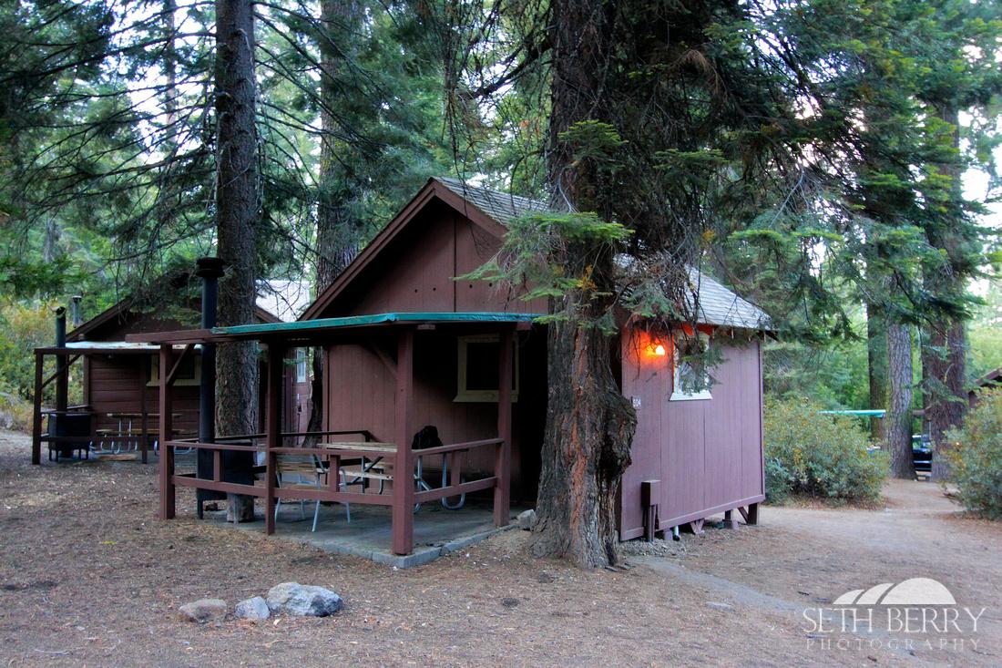 Grant Grove Cabin