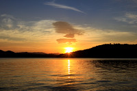 Lake Jocassee Sunrise