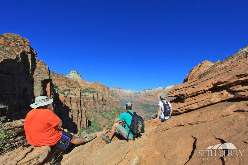 Zion Canyon Overlook 10