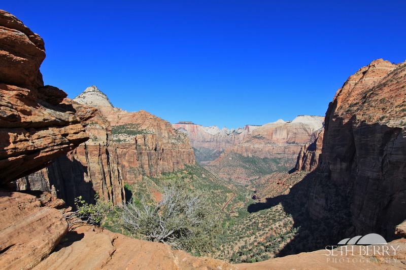 Zion Canyon Overlook 3