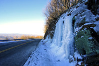 Icy Roan Road