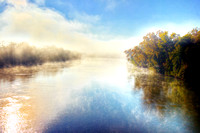 Majestic Morning on Broad River