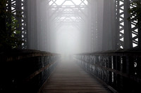 Foggy Bridge 1