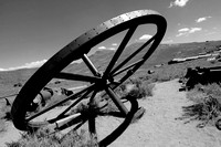 Ghost Town, Bodie, CA