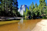 Cathedral Beach, Yosemite