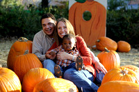 Dave, Kelly, & Chi's Pumpkin Session
