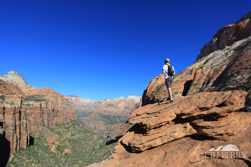 Zion Canyon Overlook 6