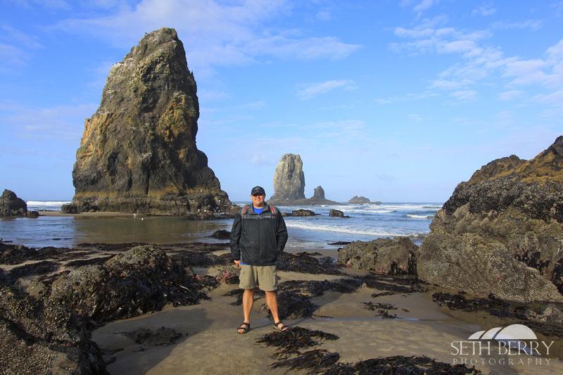 Robbie Haystack Rock