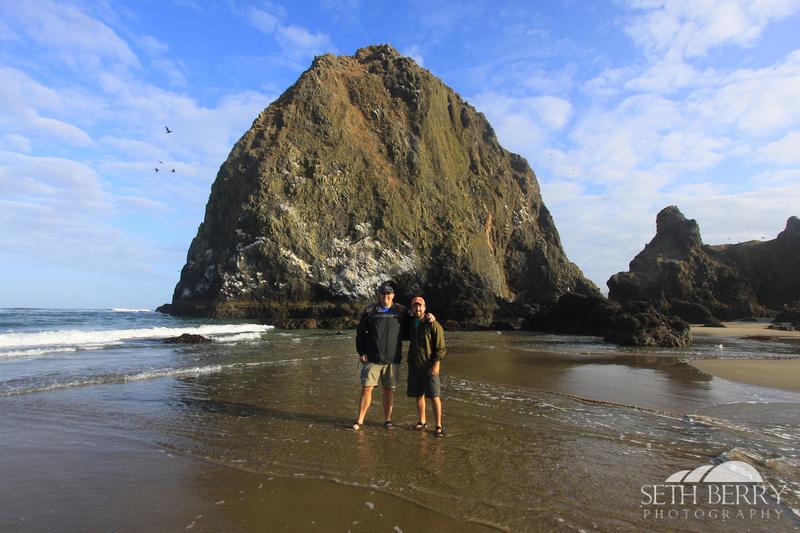 S/R Haystack Rock