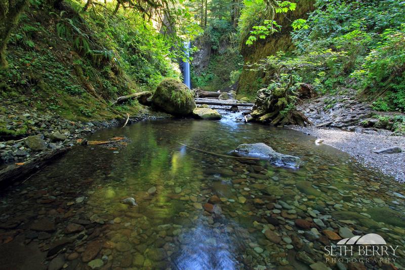 Wiesendanger Falls