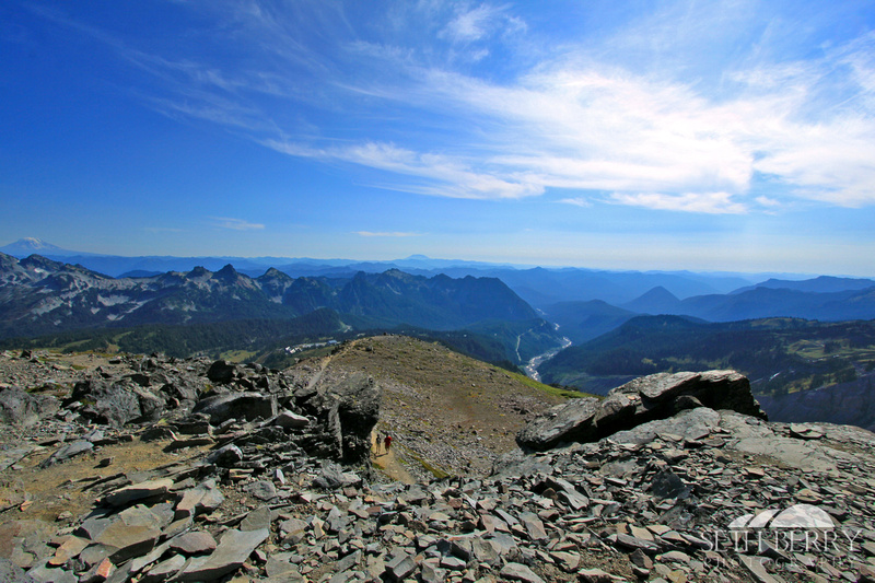 Mt. Rainier Skyline Trail