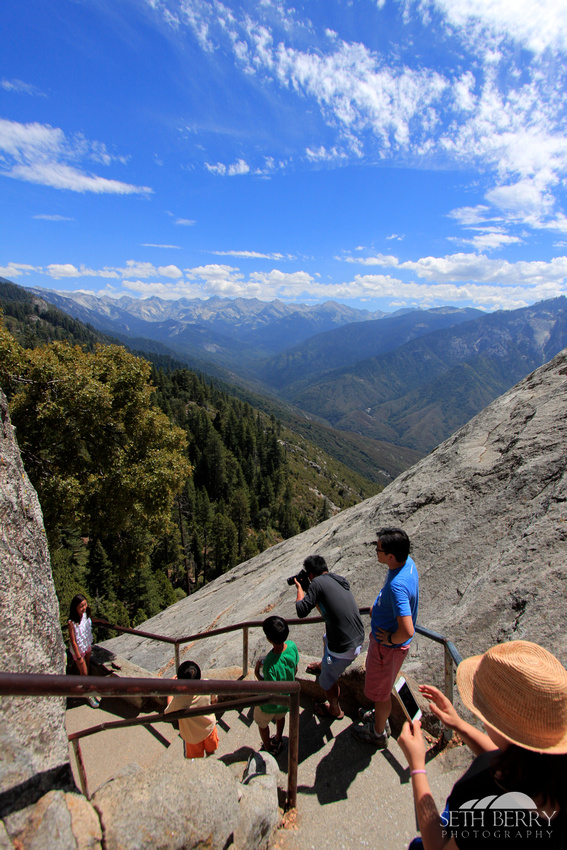 Moro Rock, Sequoia National Park