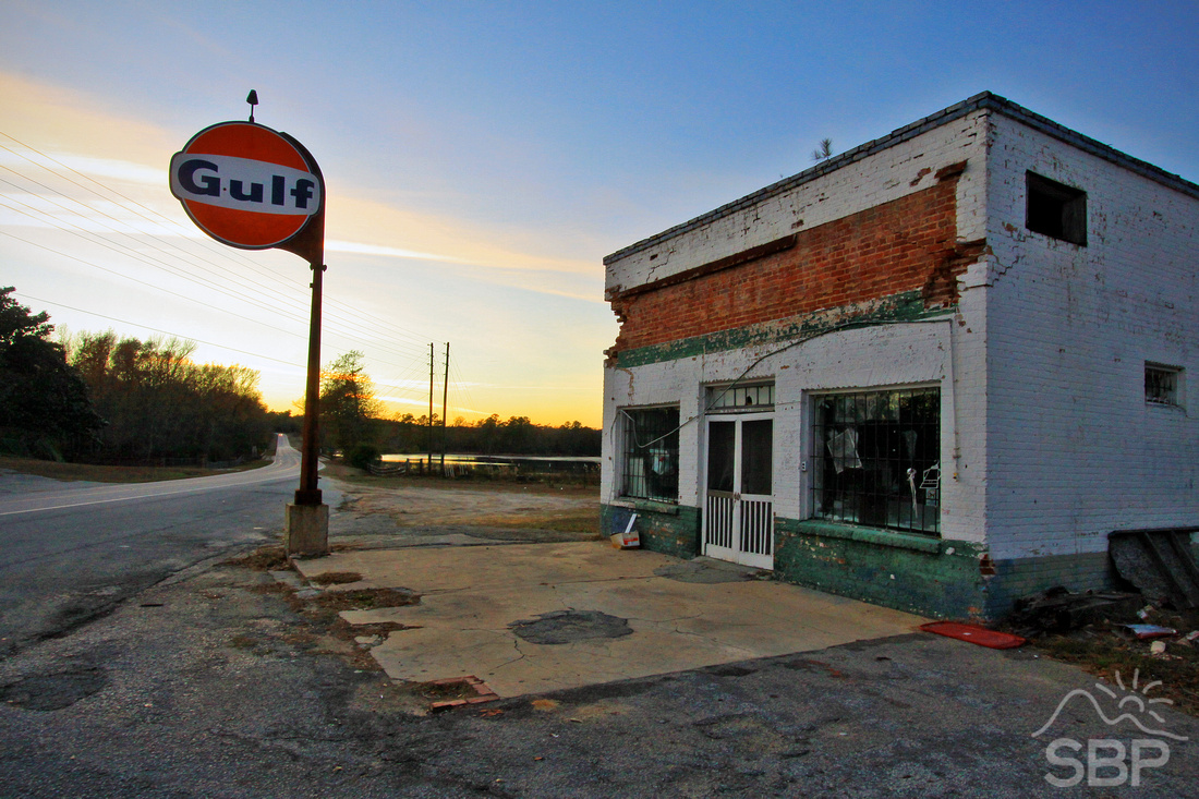 Bull Swamp Gulf Station