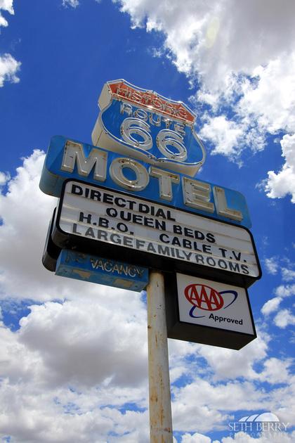 Americana Route 66