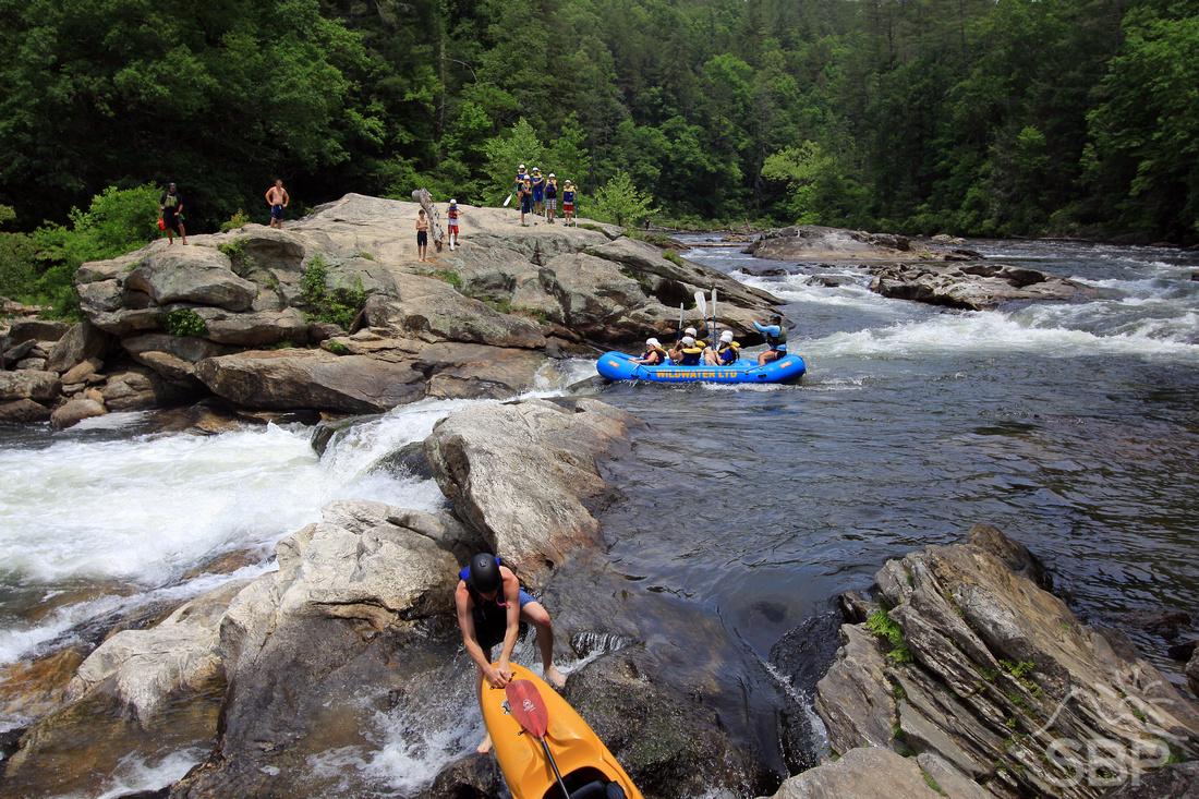 Bull Sluice Rafting