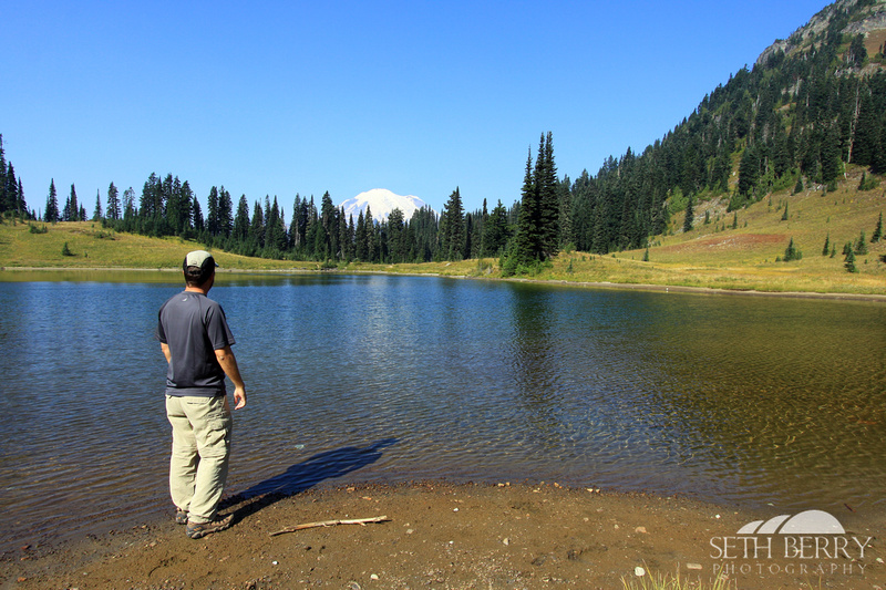 Tipsoo Lake, Mt. Rainier